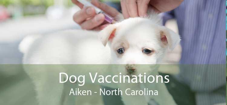 Dog Vaccinations Aiken - North Carolina