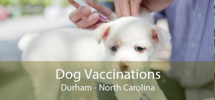 Dog Vaccinations Durham - North Carolina