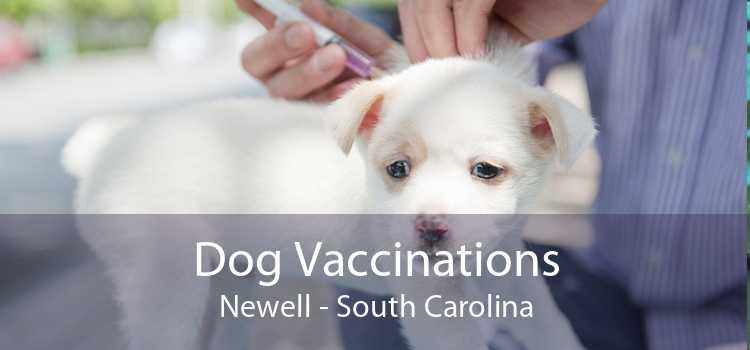 Dog Vaccinations Newell - South Carolina