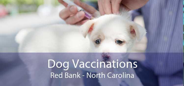 Dog Vaccinations Red Bank - North Carolina